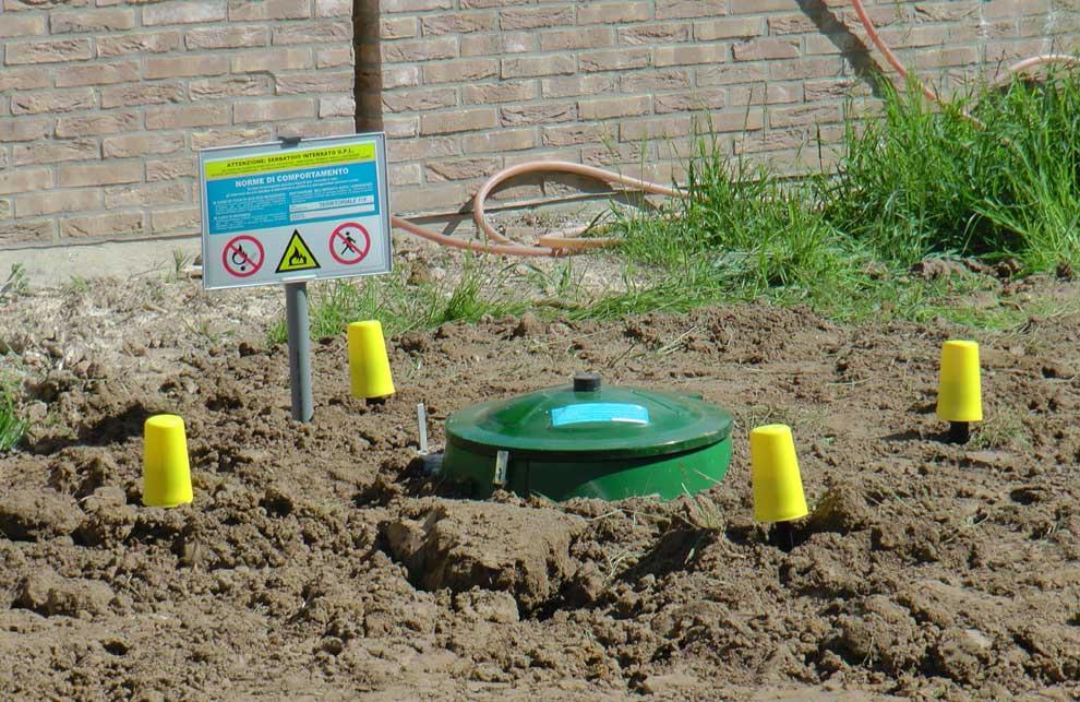 Kalorgas installazione e rifornimento serbatoi gpl per - Prezzo gas gpl casa ...