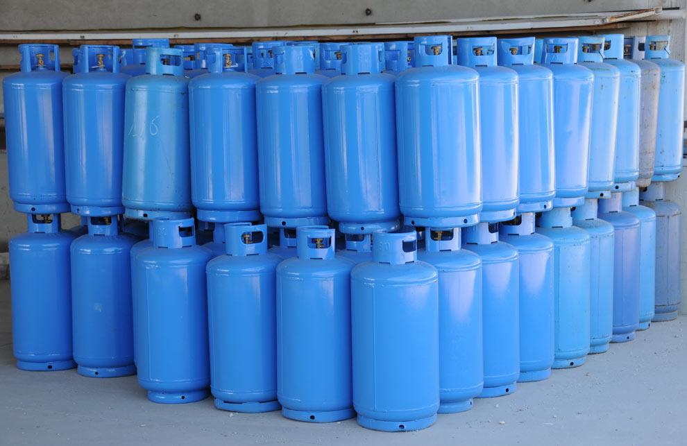 Kalorgas vendita bombole gpl uso domestico e industriale - Prezzo gas gpl casa ...
